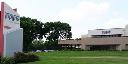 Maple Grove location building